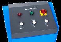 TXB30Y – 3 TON DOUBLE SCISSOR LIFT LOW PROFILE